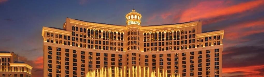 Hotel Bellagio - Las Vegas: Traveling Europe Without Leaving the United States