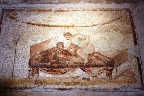Lupanar - Brothel - Pompeii (2)-Pompeii was really so obscene?-