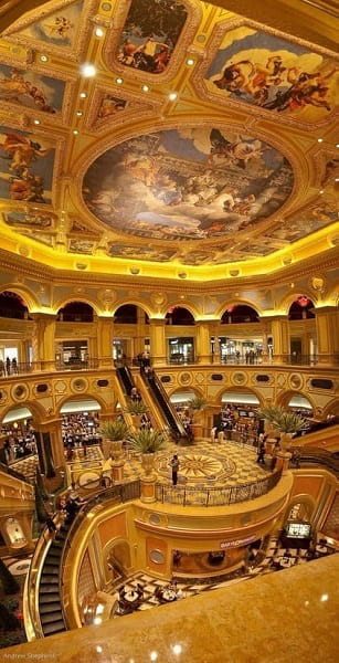 Casino Of The Venetian-Las Vegas: Traveling Europe Without Leaving the United States