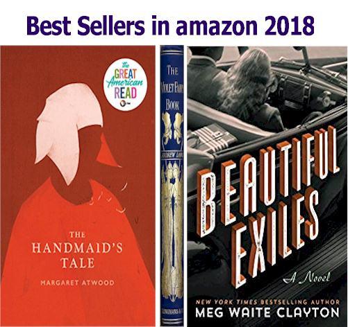 bestsellers amazon 2018
