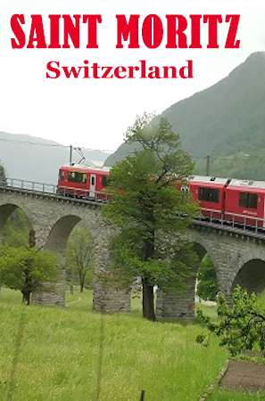 Traveling & Cook - Saint Moritz
