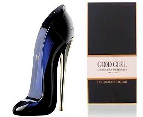 Good Girl - Carolina Herrera Perfum - Perfumes and Fragrances for Traveling Women