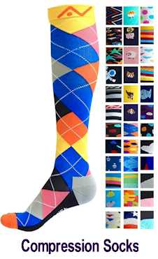 Compression Socks - most-useful-travel-accessories-in-2019