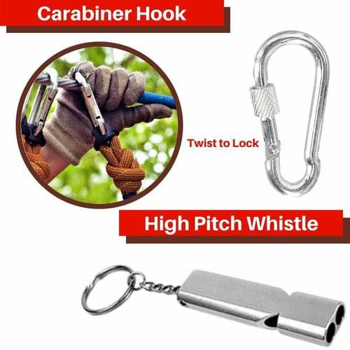 Outdoor Survival Gear - Whistle