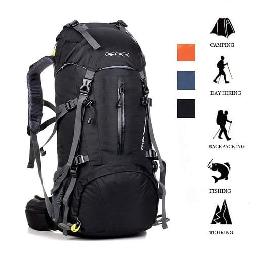 Hiking Backpack Travel- Accessories for Camping and Outdoor in 2020