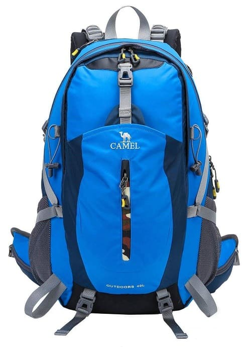 Backpacks -accessories for travelers