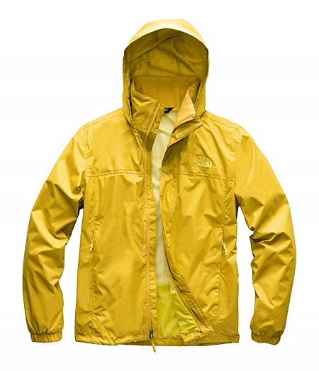 The-North-face-Jacket - Camping 2020