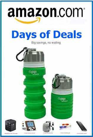 amazon days of deals