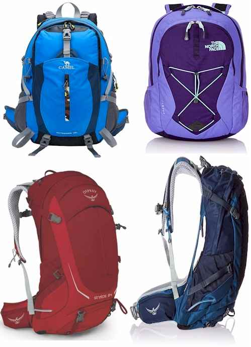 Backpack for Trekking & Hiking Gear 2020