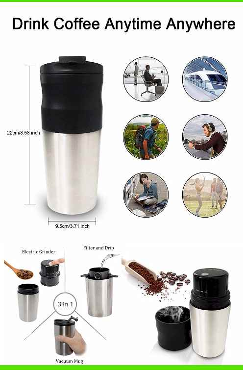 Travel Espresso Makers 2020