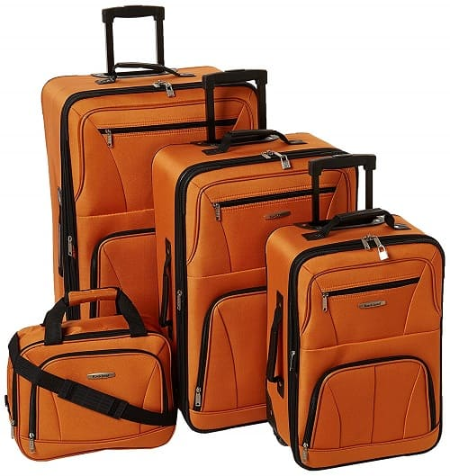 rockland Set Lugagge & Suitcases 2020