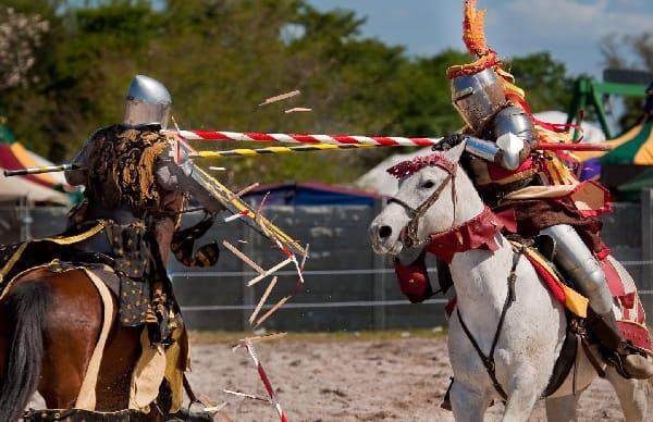 Florida Renaissance Festival in 2019