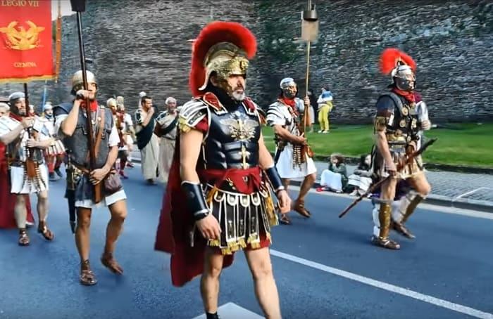 Ancien Roman Legions Arde Lucus 2020