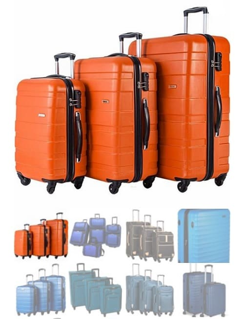 Lugagge & Suitcases 2020