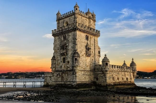 My Lovely Days in Lisbon - Belem Tower