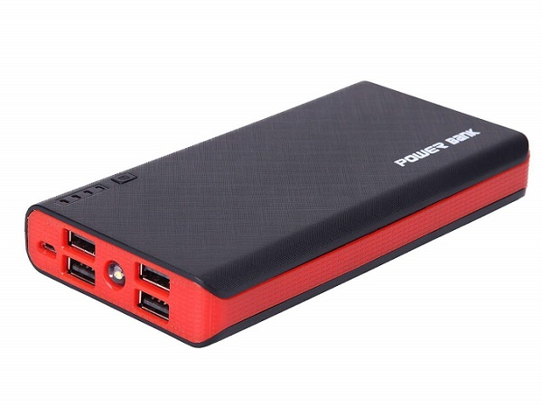 Travel gadget-power bank 8900mah