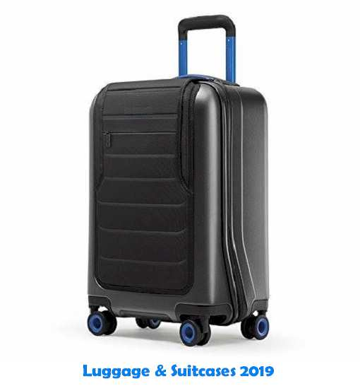 Smart Luggage - GPS & Remote Locking -Smart luggage 2020