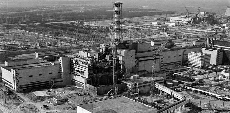 Dark Tourism: Chernobyl New Corridor