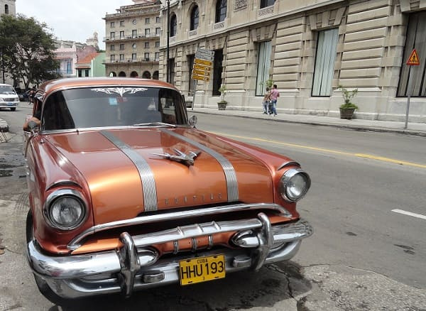 Cuba Less Tourists per USA Blockade