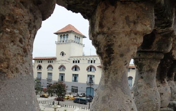 Cuba Less Tourists per USA Blockade