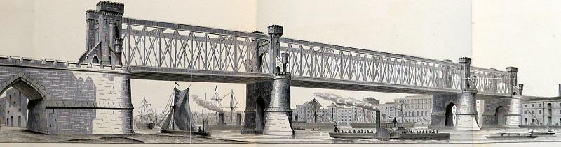 tower bridge - Original Design - Sir Joseph Bazalgette