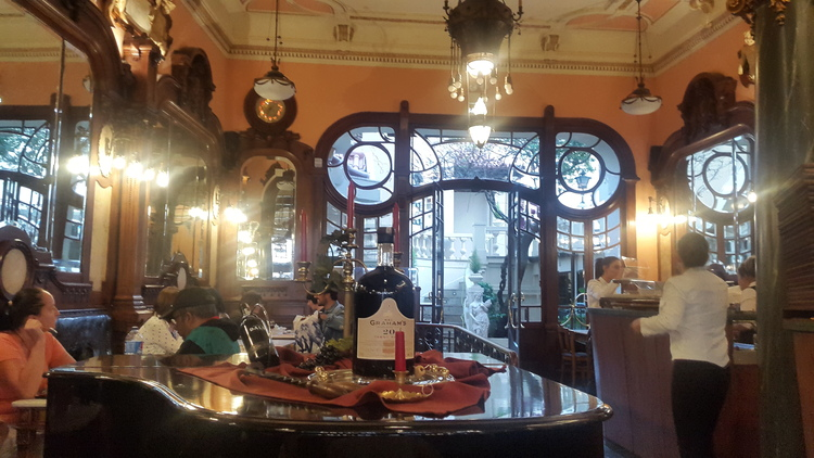 Coffee shop majestic - ¨Porto - Portugal