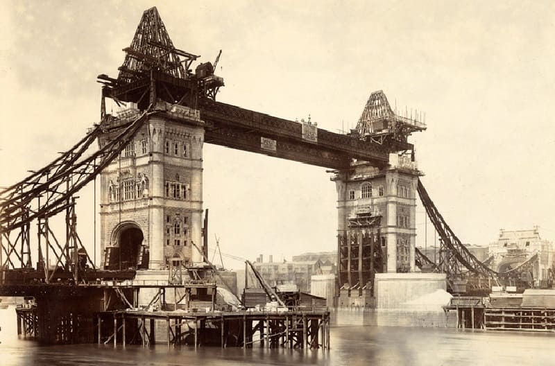 tower bridge - Original Design - 125th