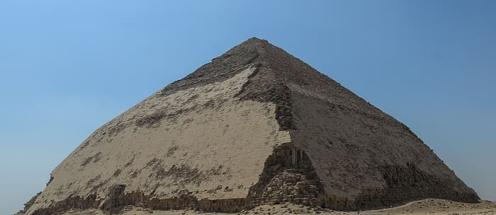 Egypt : 4,600-year-old pyramids