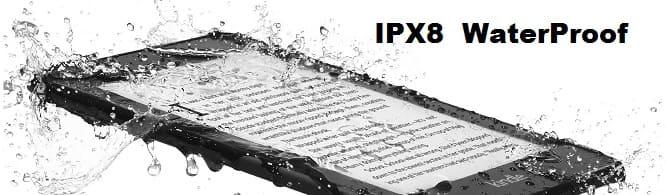Kindle Waterproof IPX8 - Travel Gadget