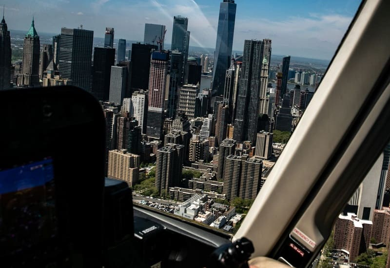 Uber: Helicopter Service in New York