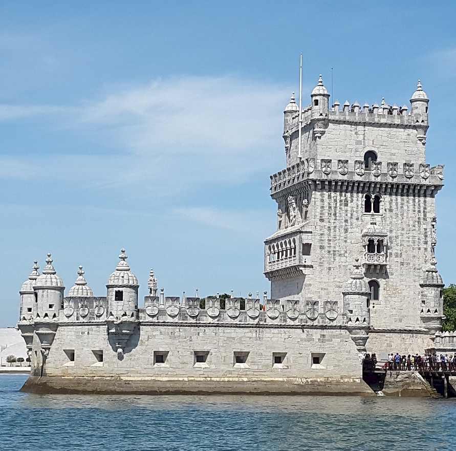 Belem Tower - Enjoying Lisbon in 2020