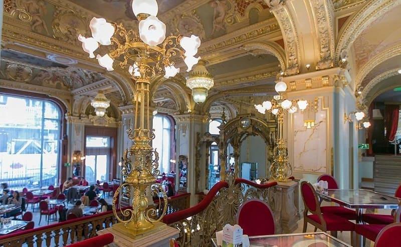 Café New York - Budapest