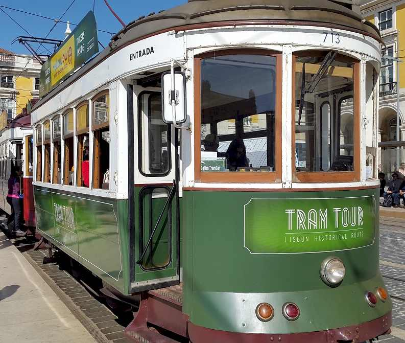 Lisbon Tram tour - Enjoying Lisbon in 2020