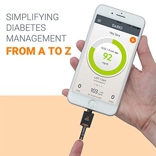 Travel Gadget Diabetes Blood Sugar Monitoring