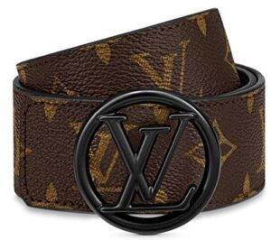 Louis Vuitton LV Circle 40mm Reversible Belt