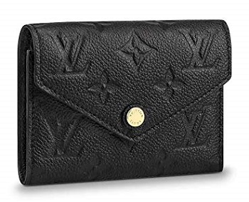 Louis Vuitton Victorine Wallet Monogram Empreinte