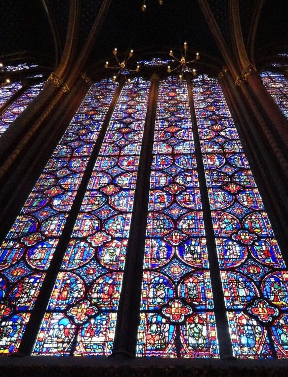 Saint Chapelle - Paris Travel Guide 2020