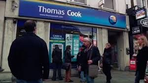 Thomas Cook bankruptcy and liquidation