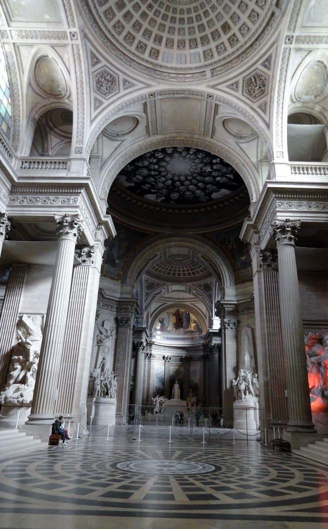 Panteon - Paris Travel Guide 2020