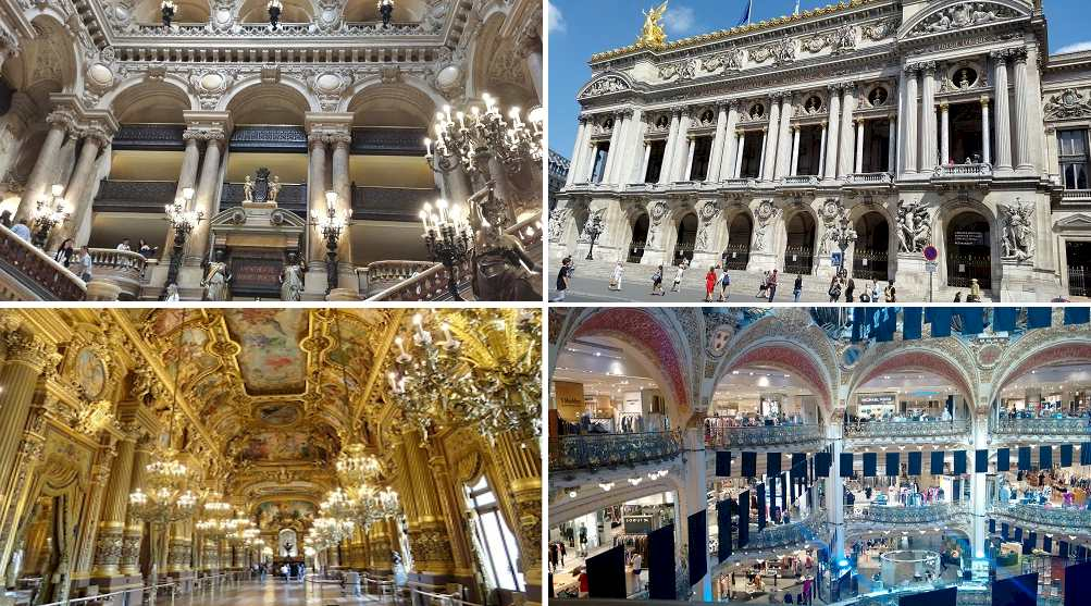 Opera Paris - Travel Guide 2020.  -#Paris Travel Guide 2020 : First Day Paris Travel Guide 2020: Walk in three days and get to know the main sites, included and some recommendations do not waste a minute of time #France #travel #trip