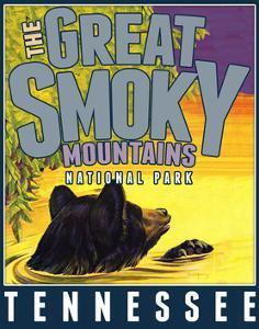 Blue Ridge Parkway - Smoky Mountains National Parkl