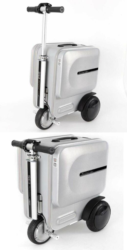 Smart scooter luggage 2020 Travel gadget