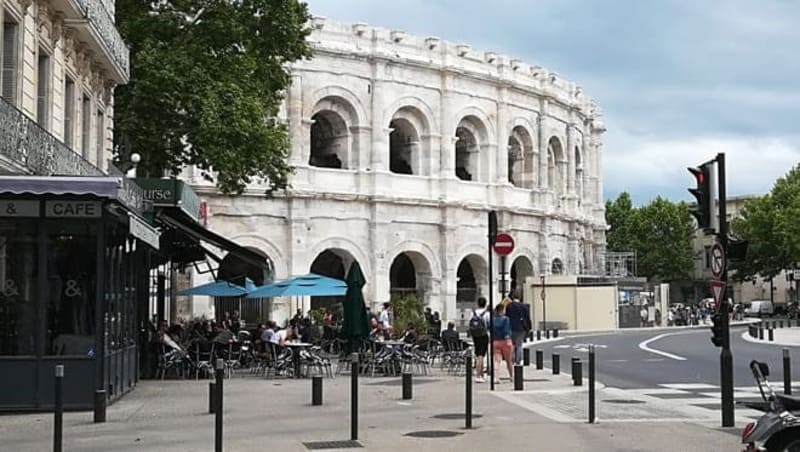 amphitheaters of Nimes and Arles (France) Tourism in Ancient Greece and Rome