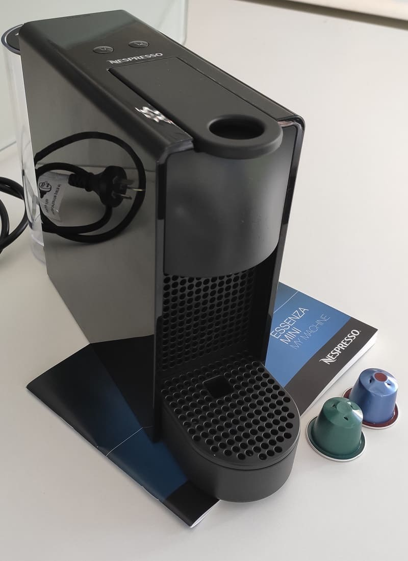 Travel Nespresso Coffee Maker 2021