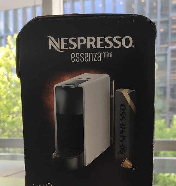 Travel Nespresso coffee Maker 2020