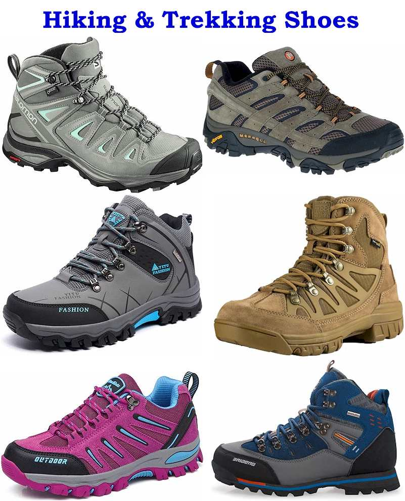 Hiking Shoes - travel accessories 2020