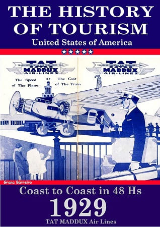 History of Tourism & Travel  - US History Tourism