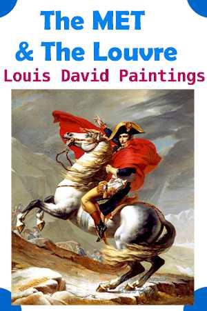 Louis David Louvre