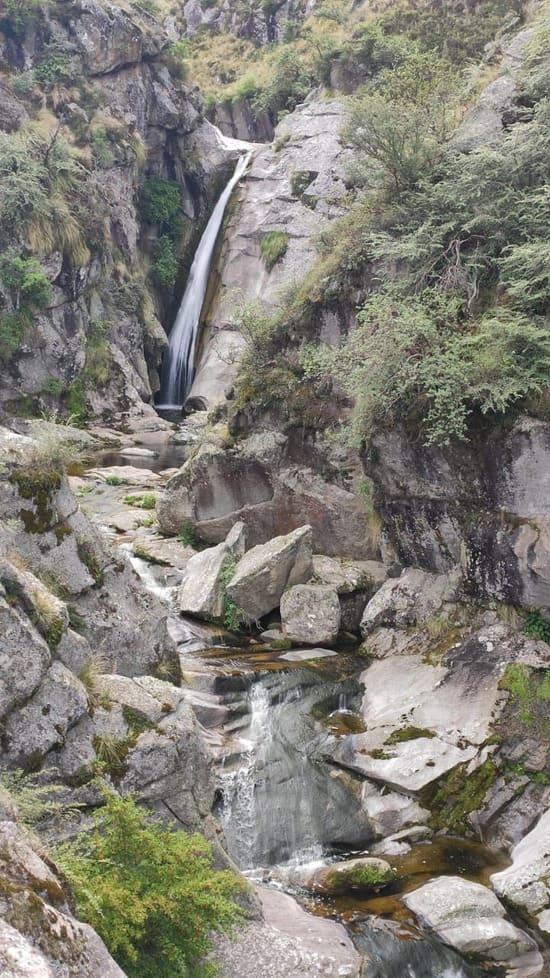 La Cumbrecita Cerro Wank - Cascada Escondida