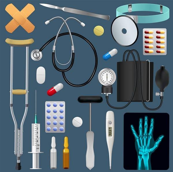 Medical gear TSA Rules 2020